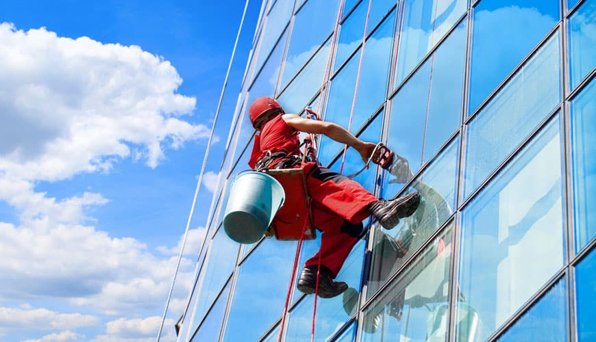 Edmonton Window Cleaning By Sharp Property Services